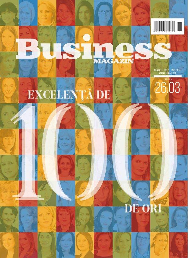 Citeşte în noul număr Business Magazin din 20 martie 2017