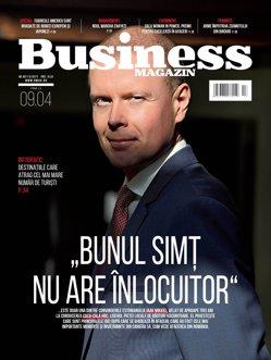 Citeşte în noul număr Business Magazin din 3 aprilie 2017