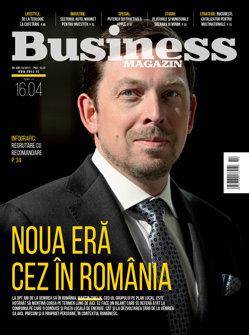 Citeşte în noul număr Business Magazin din 10 aprilie 2017