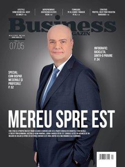 Citeşte în noul număr Business Magazin din 1 mai 2017