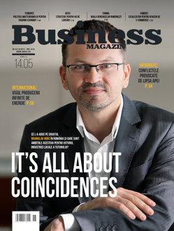Citeşte în noul număr Business Magazin din 8 mai 2017