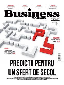 Citeşte în noul număr Business Magazin din 5 iunie 2017