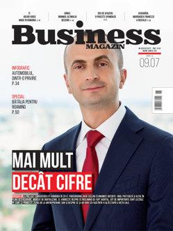 Citeşte în noul număr Business Magazin din iulie 2017
