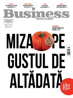 Citeşte în noul număr Business Magazin din 10 iulie 2017