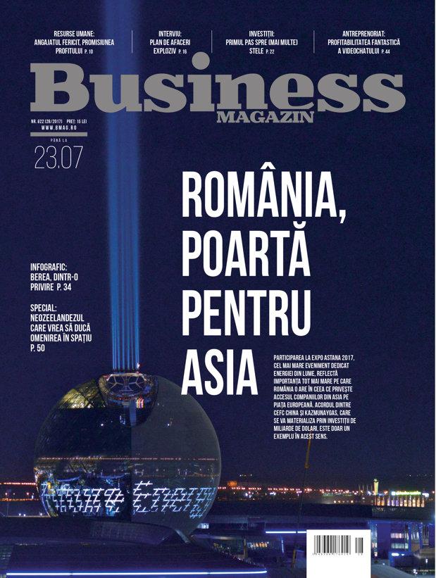 Citeşte în noul număr Business Magazin din 17 iulie 2017