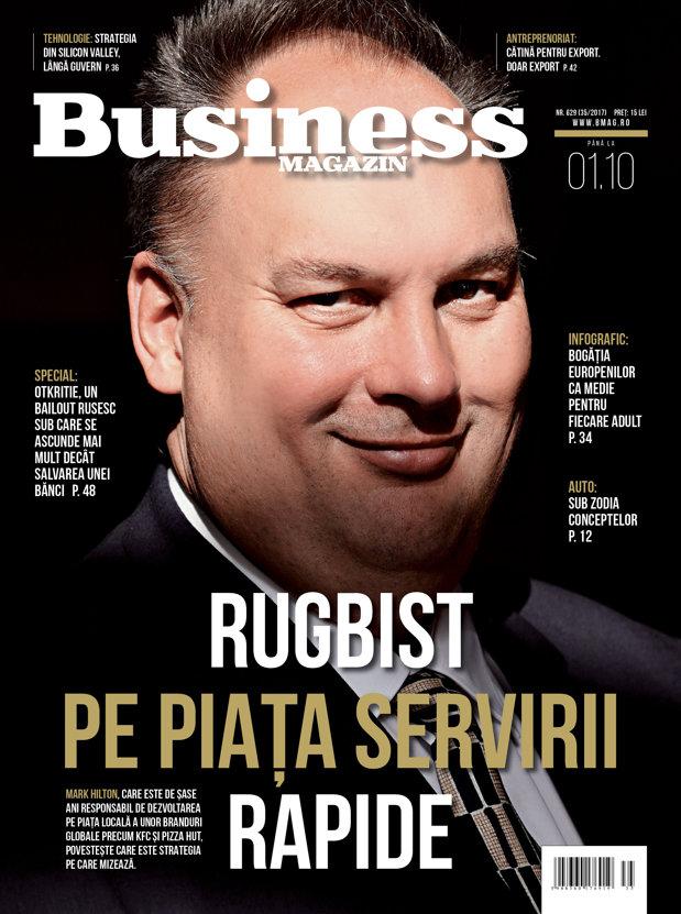 Citeşte în noul număr Business Magazin din 25 septembrie 2017