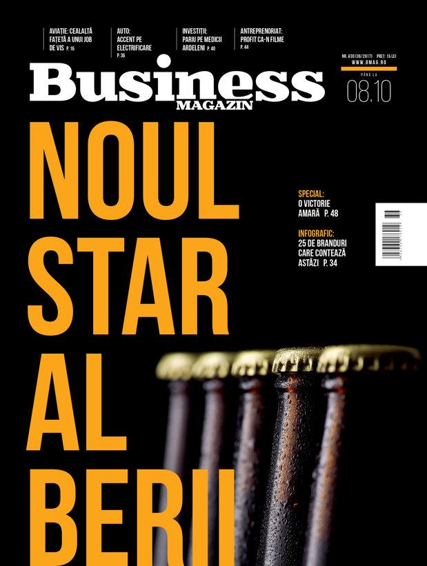 Citeşte în noul număr Business Magazin din 2 octombrie 2017
