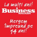13 ani de Business Magazin: Povestea primilor zece ani ai Business Magazin. Poze şi poveşti cu suflet din redacţie