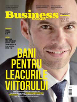 Citeşte în noul număr Business Magazin din 16 octombrie 2017