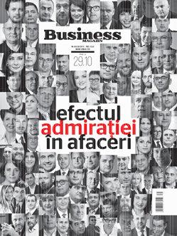 Citeşte în noul număr Business Magazin din 23 octombrie 2017