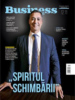 Citeşte în noul număr Business Magazin din 6 noiembrie 2017 - VIDEO