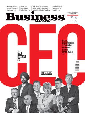 Citeşte în noul număr Business Magazin din 4 decembrie 2017