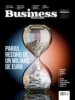 Citeşte în noul număr Business Magazin din 22 ianuarie 2018