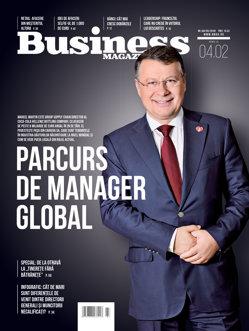Citeşte în noul număr Business Magazin din 29 ianuarie 2018
