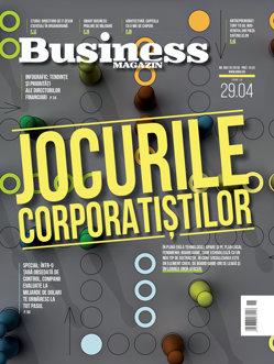 Citeşte în noul număr Business Magazin din 23 aprilie 2018