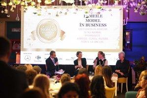 Business Magazin a premiat în cadrul galei Women in Power cele mai puternice femei de afaceri din România - GALERIE FOTO