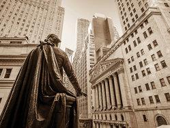 Bursele rămân fără companii americane