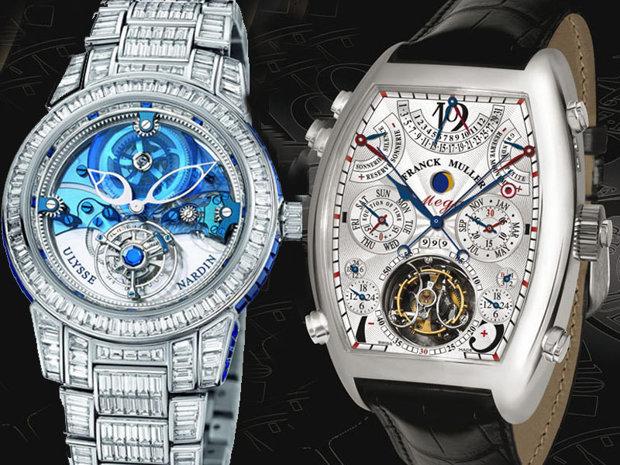 Topul celor mai scumpe ceasuri din lume (GALERIE FOTO)