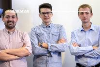 Trei tineri din Bucureşti câştigă mii de euro pe lună pentru că încuie corporatişti într-o cameră