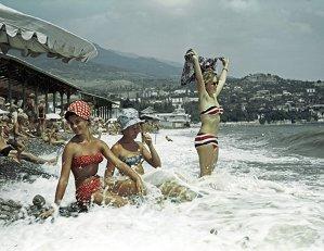 Imagini din epoca de aur: cum se distrau oamenii din URSS în anii '70 şi '80 - GALERIE FOTO