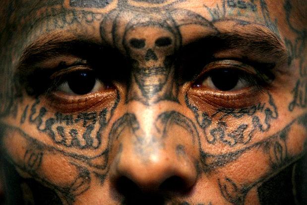 Motivul economic din spatele tatuajelor pe care le au membri cartelurilor de droguri - GALERIE FOTO