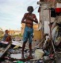 Cum arată unul dintre cele mai sărace şi violente locuri de pe pământ - GALERIE FOTO