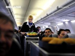 Ce se întâmplă de multe ori în timpul zborului şi pasagerii nu au habar