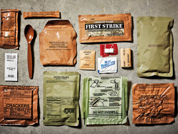 Gastronomie militară