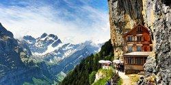 Restaurantul cu cea mai bună privelişte din lume - GALERIE FOTO ŞI VIDEO