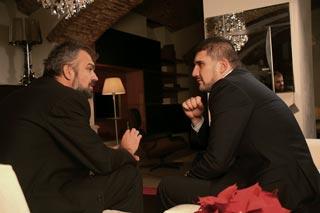 Cu managerul la coach
