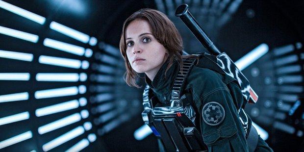 A apărut un nou trailer pentru Rogue One: a Star Wars story - VIDEO
