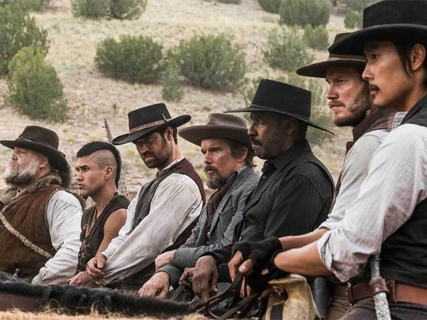 Cronică de film: The Magnificent Seven