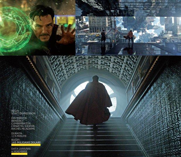 Cronică de film: Doctor Strange