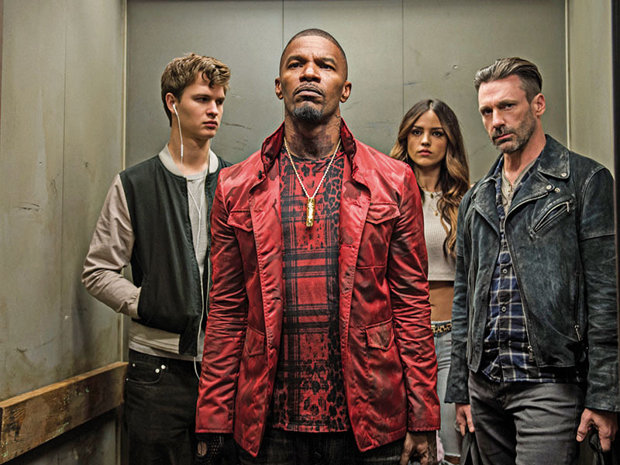 Cronică de film: Baby Driver, Grand Theft Entertainment
