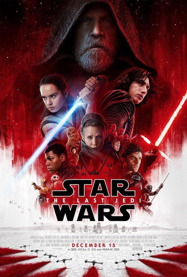 A apărut noul trailer al celui mai aşteptat film al anului - Star Wars: The Last Jedi