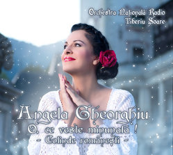 "Melodia zilei: Angela Gheorghiu - ""La Vitleem colo-n jos"""