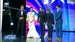 ROMÂNII AU TALENT. Brio Sonores, marii câştigători ai finalei sezonului 4 (GALERIE FOTO, VIDEO)