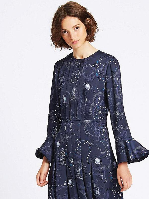 Cerul, noua inspiraţie pentru creatorii de modă