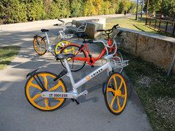 Probleme urbane: bicicleta maidaneză