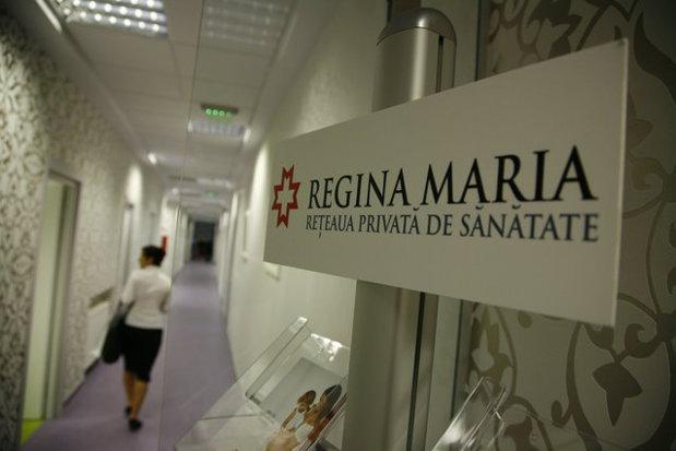 Regina Maria, cifră de afaceri de 91 de milioane de euro în 2016