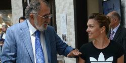 Halep a intrat în afaceri cu Ion Ţiriac, iar cei doi vor să dea lovitura în nordul Bucureştiului. Condiţia pusă de Simona înainte de a se asocia cu fostul tenismen