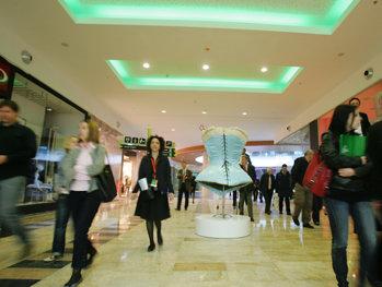 10 ani de Băneasa Shopping City:  175 milioane de vizite şi vânzări de 5000 euro/mp/an