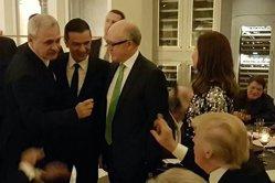 """Ponta susţine că SUA i-au retras viza lui Dragnea. """"Cum sună asta? Ştiu acest lucru"""""""