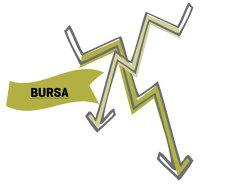 Retrospectiva anului economic 2012, BURSA - Indicii pe plus,  încrederea pe minus