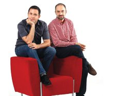 Doi tineri fac afaceri la Bucureşti pe o piaţă unde au cel mult 100 de concurenţi