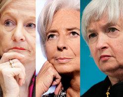Doamnele de fier din finanţele mondiale