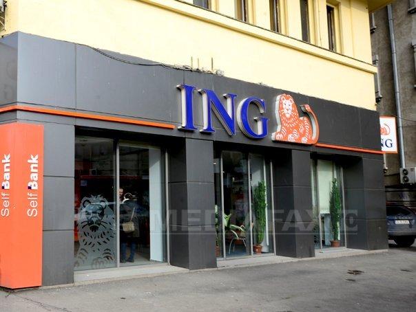 ING România, profit de 391 milioane de lei în T3, în creştere cu 35%