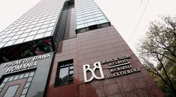 Morgan Stanley castiga teren la BVB