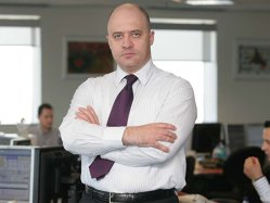 Claudiu Cercel, BRD: Recesiunea nu trebuie privita ca o calamitate pentru Romania