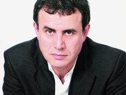 """Nouriel Roubini: Unele tari din Est stau mai prost decat Irlanda si Portugalia. Europa risca un """"deceniu pierdut"""""""
